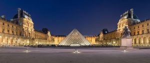 Paris Tourist Attraction