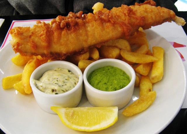 Marlboro Restaurant and Weyfish fishmongers, Weymouth