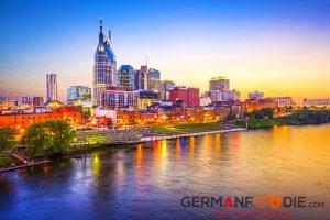 Travel to Nashville